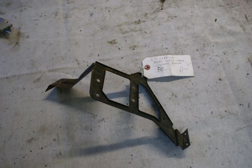 small resolution of 1984 c4 corvette front bumper wire harness bracket rh used